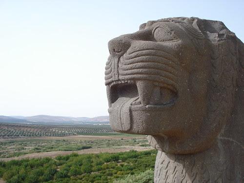Neo-Hittite Lion, Ain Dara, Syria