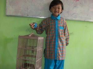 Ada Banyak Binatang di Kelasku ^_^