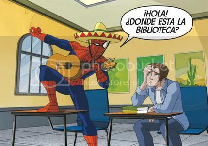 from Ultimate Spider-Man Premiere Comic