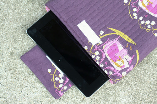 iPad sleeve by jenib320
