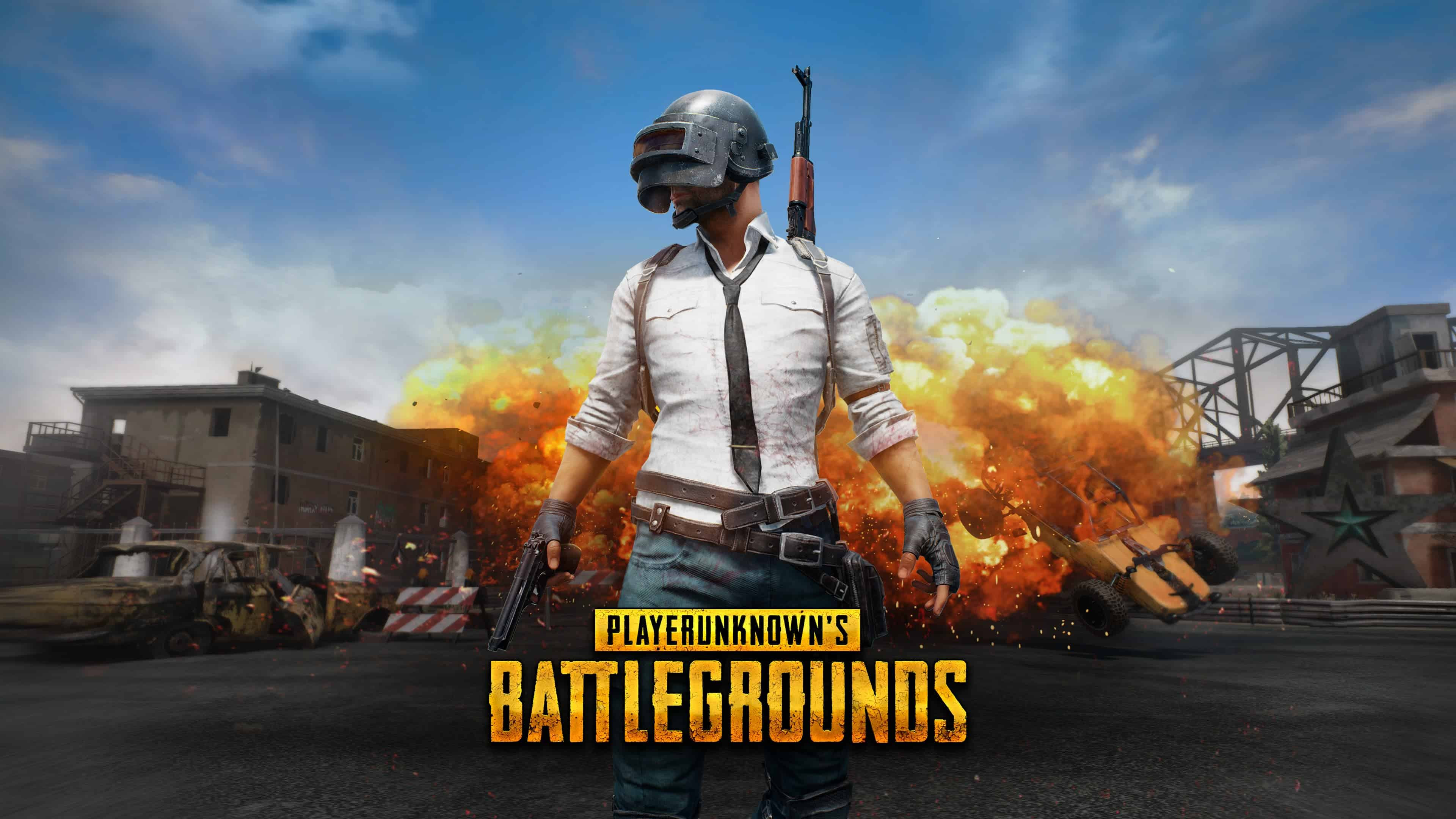 PUBG Player Unknown Battlegrounds Cover UHD 4K Wallpaper Pixelz