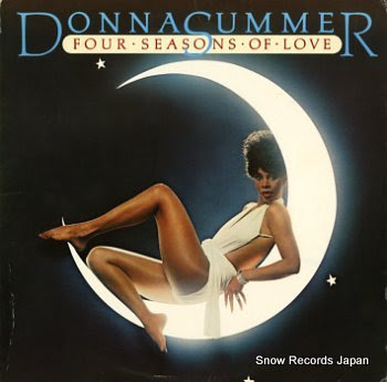 SUMMER, DONNA four seasons of love