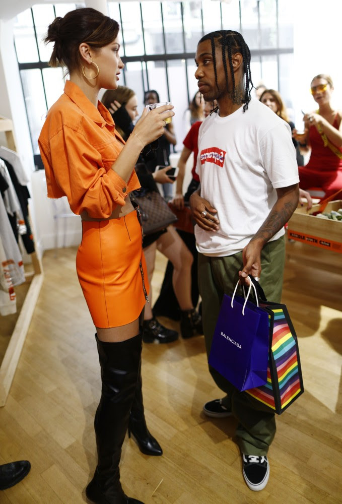 travis scott ii picture 35  paris fashion week menswear