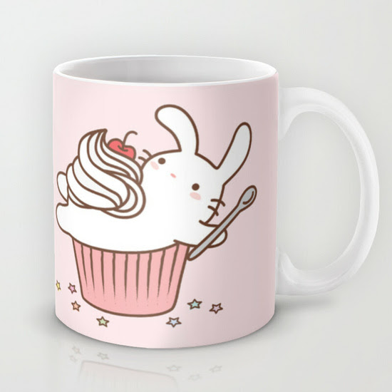 Bunnycake Mug