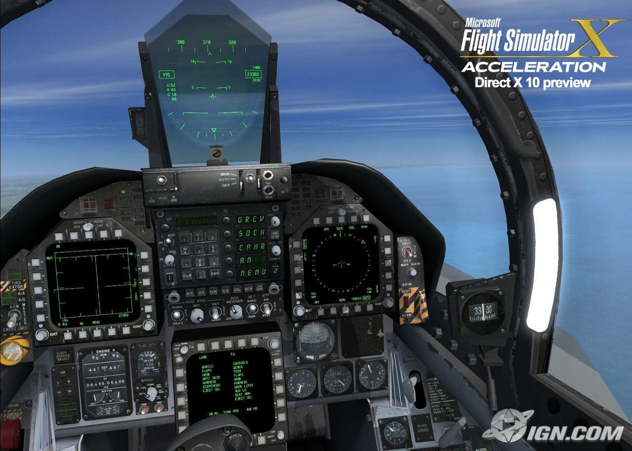 Flight Simulator X: Acceleration Download