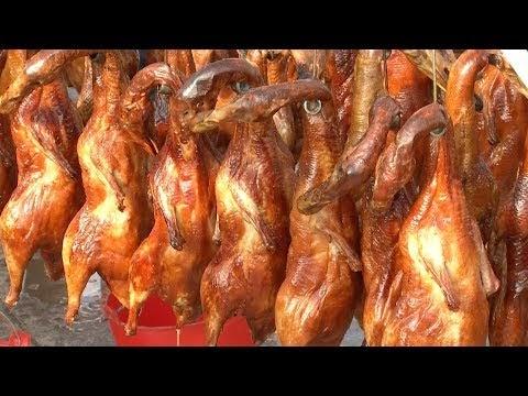 New Guinness World Record of Roast Duck in Roast Duck Festival China | Technologypk