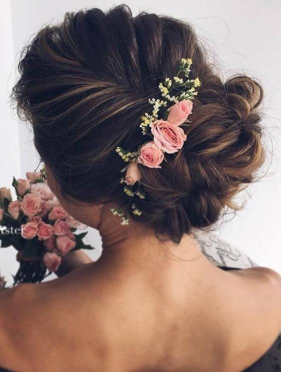 10 Beautiful Wedding  Hairstyles  for Brides Femininity