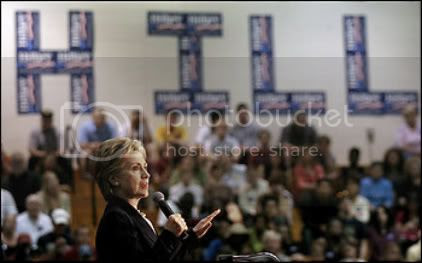 Hillary in N.C.