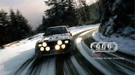 Audi Quattro Rally Wallpaper   image #267