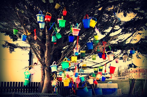 Tree of the buckets by ultraBobban