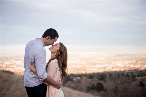 Molly   Nick's Sweet Engagement Session   Calluna