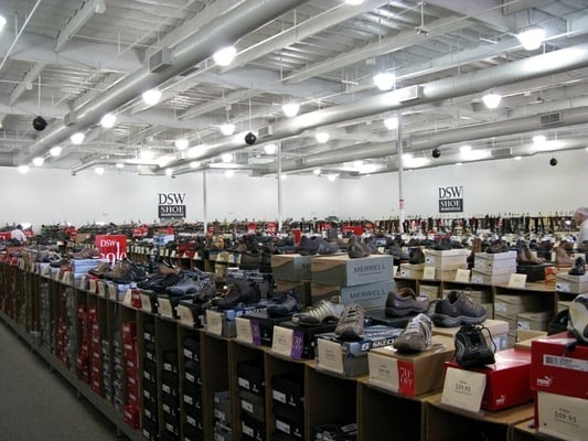 Mission Mall Shoe Stores
