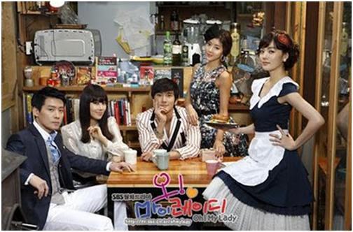 Oh! My Lady [K-Drama 2010]
