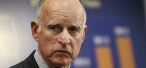 Gov. Jerry Brown, D-Calif.