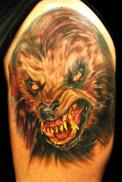 Evil Wolf Tattoo Ideas Yo Tattoo