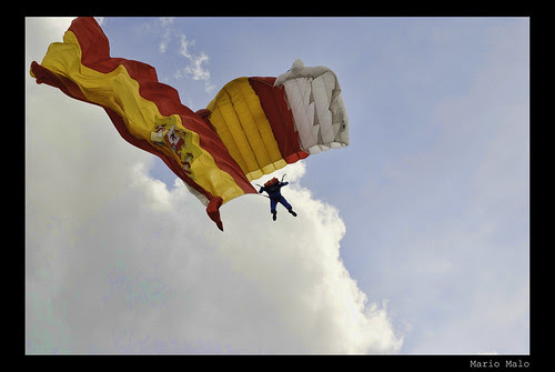 Paracaidista Español
