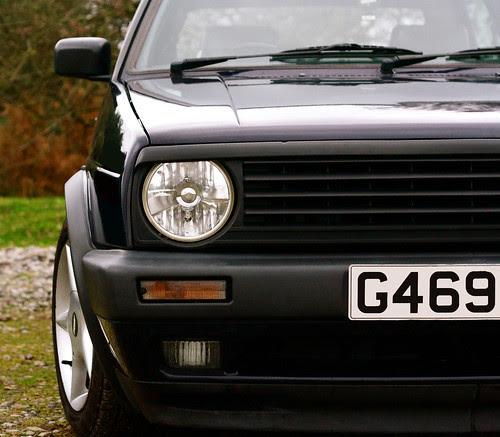 VW MK2 Golf GTI by jamie.