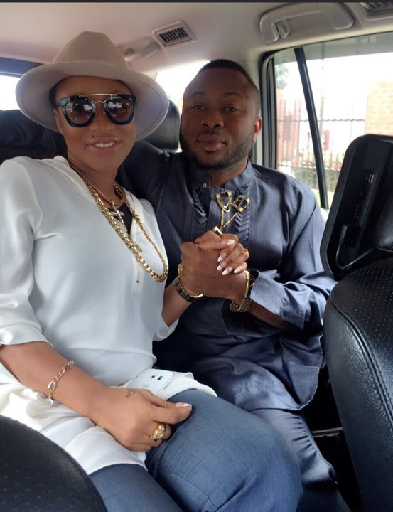 How Churchill Met Tonto Dikeh And The Controversy So Far!