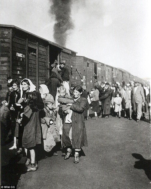 Treblinka was a key part of Operation Reinhard, which was the Nazi's codename for the Final Solution designed to rid Europe of the Jews, and it started its operations in 1942. This image shows deportation to Treblinka from ghetto in Siedlce, Poland, in 1942
