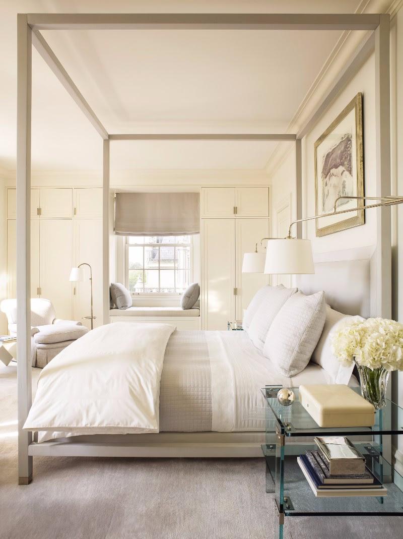 Bedroom Color Schemes for 2018: Cream – Master Bedroom Ideas