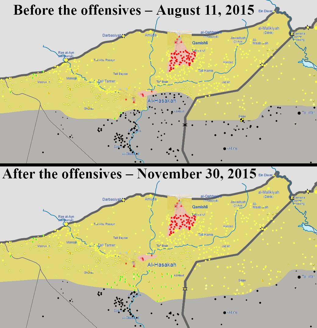 2015 Al Hawl Offensive Wikipedia