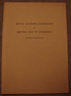 front British art in industry