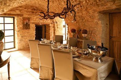 Siempre guapa con norma cano decoraci n estilo rustico provenzal f cil y sencilla low cost - Salones de casas rusticas ...