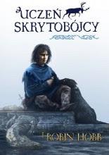 Okładka książki Uczeń skrytobójcy