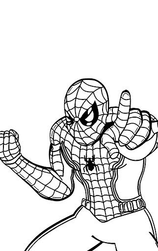 malvorlagen spiderman pdf  ausmalbilder smyths toys