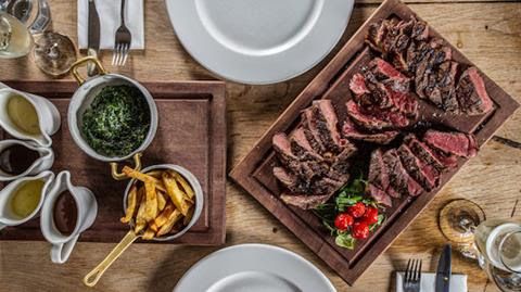 Blackhouse steak offer