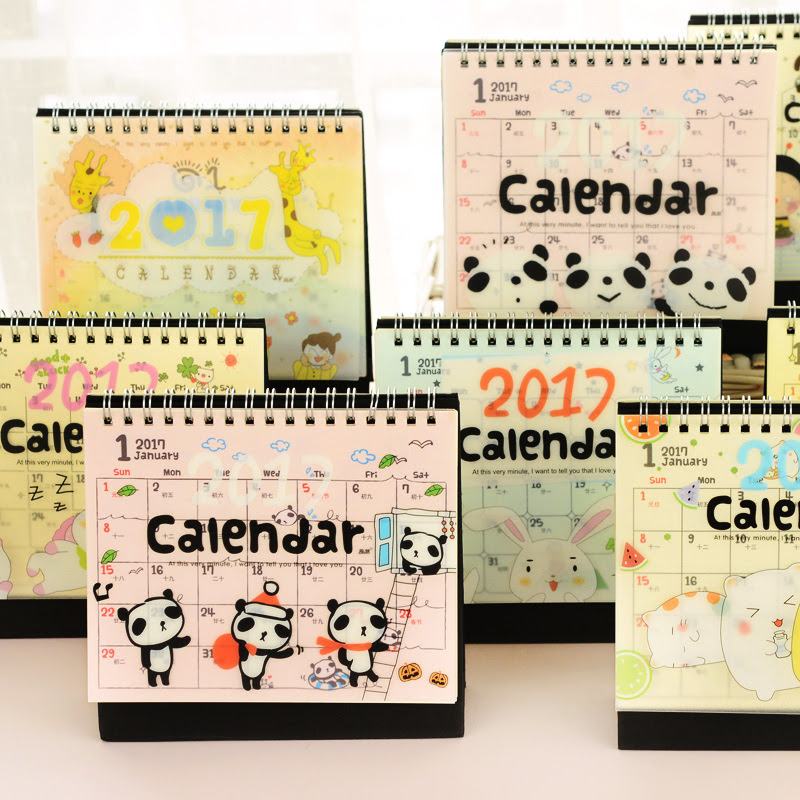 Daily Calendar 2017 Online Purchase