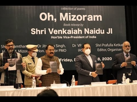 Oh Mizoram tapping immense tourism potential of North East region