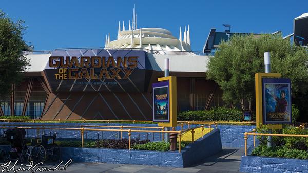Disneyland Resort, Disneyland, Magic Eye Theater, Guardians of the Galaxy