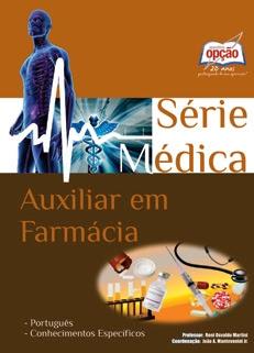 Série Médica-AUXILIAR DE FARMÁCIA