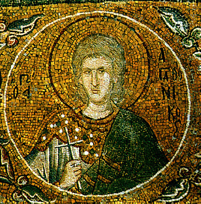 IMG ST AGATHONICUS, the Martyr,