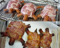 Redneck Turtle Burger