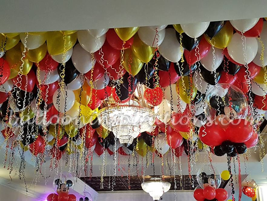 Mickey Mouse Clubhouse Themed Childrens Party Decorations