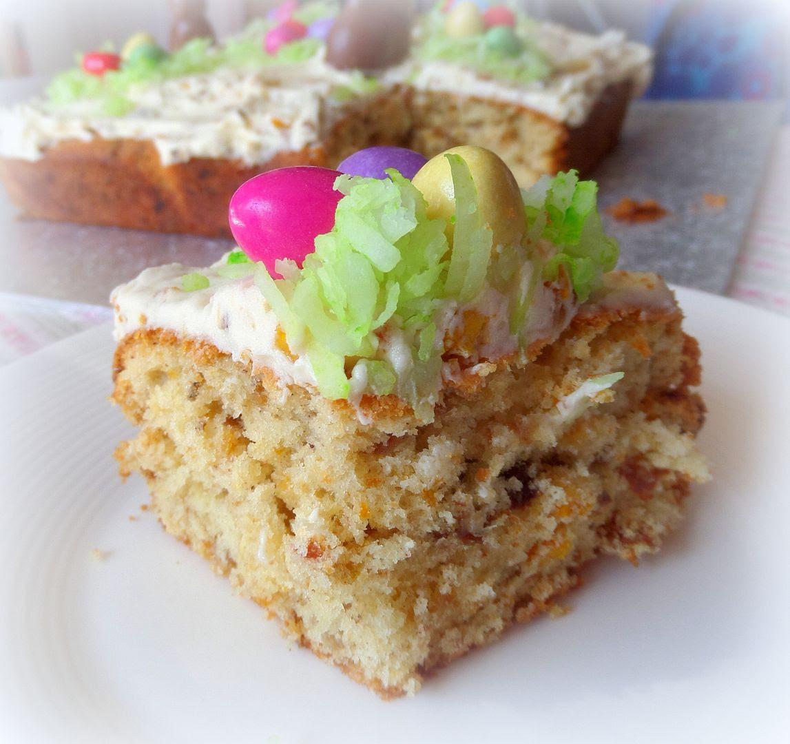 Orange and Sultana Cake