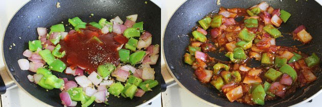 Chilli paneer dry recipe (How to make dry chilli paneer ...