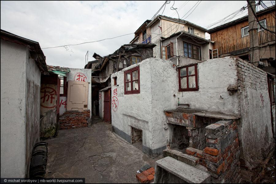 Favelas de Xangai 20