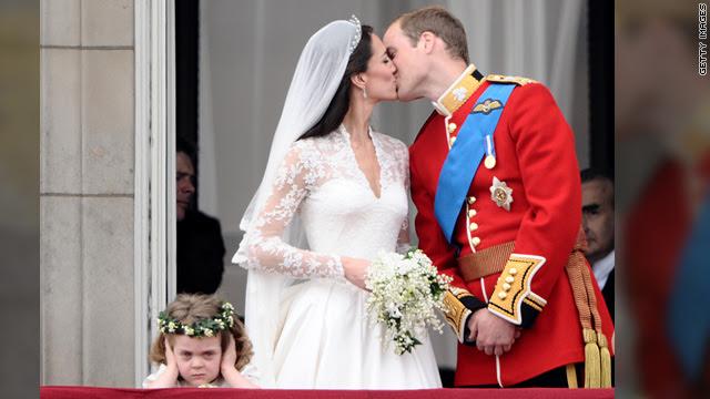 Not everyone enjoyed that kiss...
