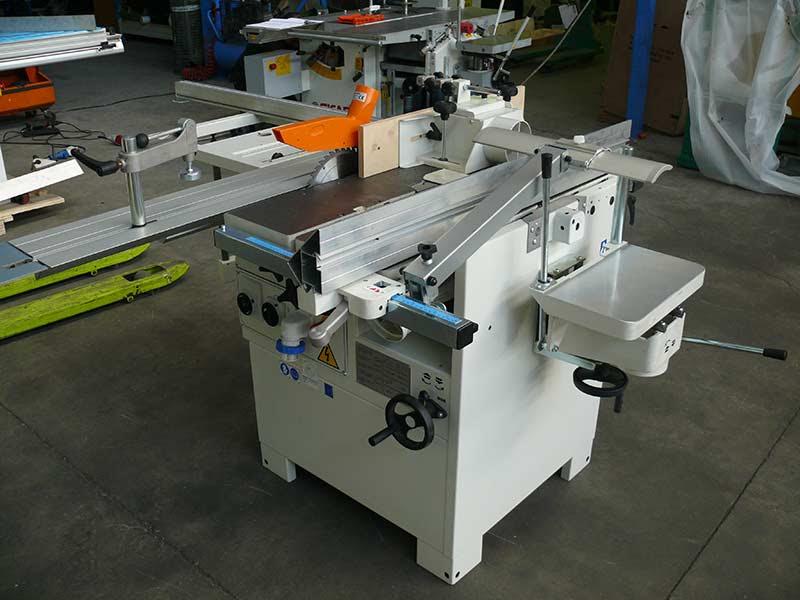 Macchine Per Lavorare Il Legno Usate D Occasione : Miniescavatore: combinata per legno usata 220v