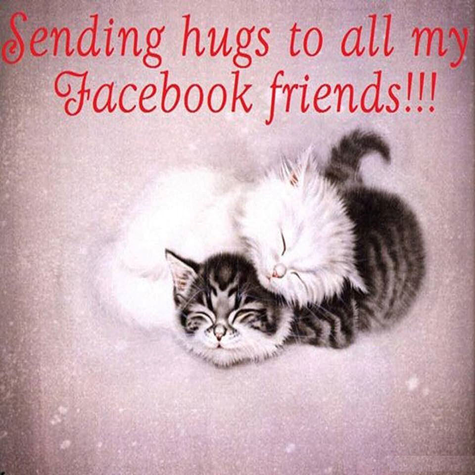 Sending Hugs To All My Facebook Friends Pictures Photos And Images
