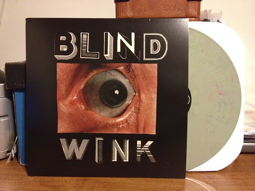Tenement - Blind Wink LP - Green Vinyl /100 by Tim PopKid