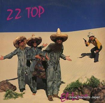 ZZ TOP el loco