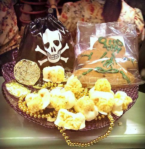 Mini Mickey Rice Krispy treats