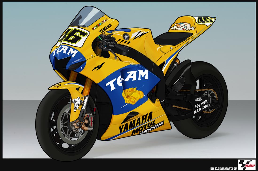 99 Gambar Motor Motogp Valentino Rossi Terkeren Gubuk Modifikasi