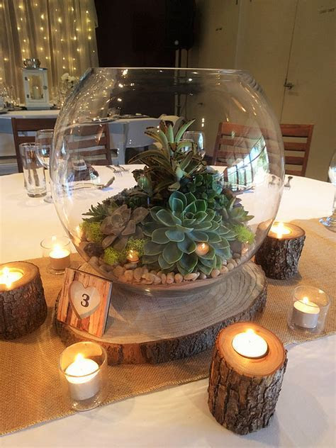 10 alternative wedding centrepieces you'll love