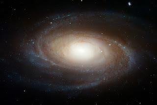 Fotografía galaxia M81