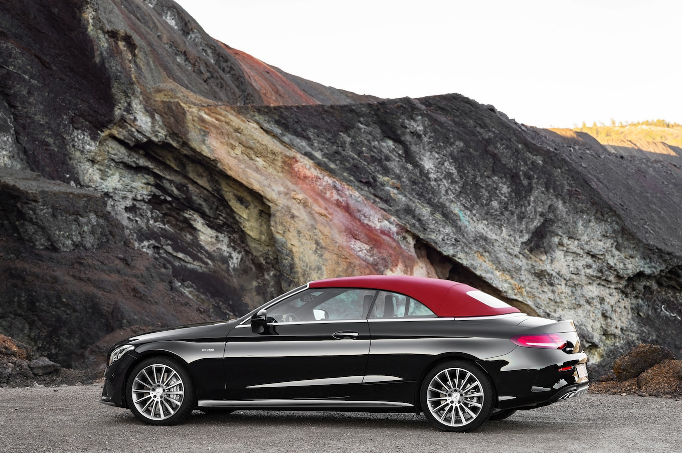 2017 Mercedes-Benz C-Class Cabriolet Drops its Top - Motor ...
